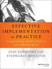 Effective Implementation In Practice 1st Edition 9781118775486 1118775481