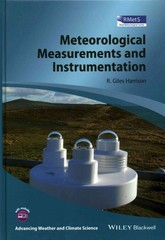 Meteorological Measurements and Instrumentation 1st Edition 9781118745809 1118745809