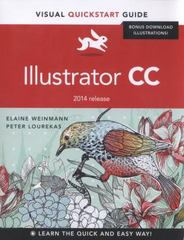 Illustrator CC 1st Edition 9780133987034 0133987035
