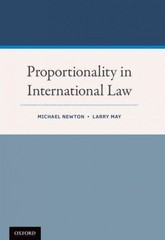 Proportionality in International Law 1st Edition 9780199355051 0199355053