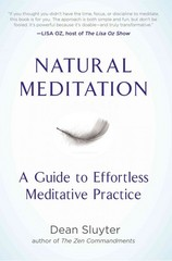Natural Meditation 1st Edition 9780399171413 039917141X