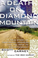A Death on Diamond Mountain 1st Edition 9781592408610 1592408613
