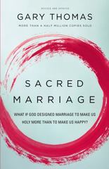 Sacred Marriage 1st Edition 9780310337379 0310337372