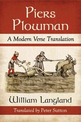 Piers Plowman 1st Edition 9780786495030 0786495030