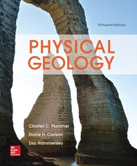 Physical Geology 15th Edition 9780078096105 0078096103