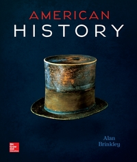 American History: Connecting with the Past 15th Edition 9780077776824 0077776828