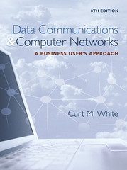 Data Communications and Computer Networks 8th Edition 9781305116634 1305116631