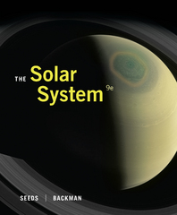 The Solar System 9th Edition 9781305120761 1305120760