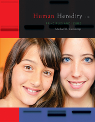 Human Heredity 11th Edition 9781305251052 1305251059