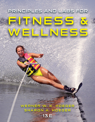 Principles and Labs for Fitness and Wellness 13th Edition 9781305445987 1305445988