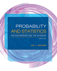 Probability and Statistics for Engineering and the Sciences 9th Edition 9781305251809 1305251806
