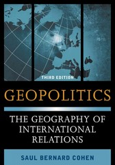 Geopolitics 3rd Edition 9781442223516 1442223510