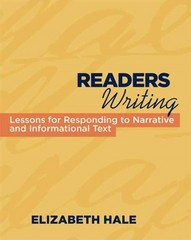Readers Writing 1st Edition 9781571108432 1571108432