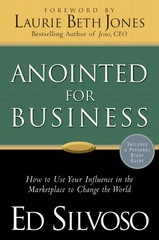 Anointed for Business 1st Edition 9781441268730 1441268731