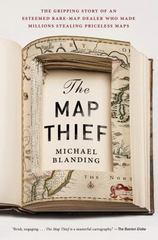 The Map Thief 1st Edition 9781592409402 1592409407