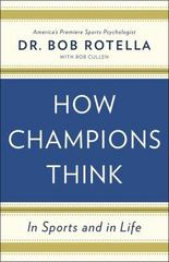 How Champions Think 1st Edition 9781476788623 1476788626