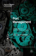 Port Management 1st Edition 9781137475770 1137475773