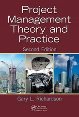 Project Management Theory and Practice, Second Edition 2nd Edition 9781482254976 1482254972