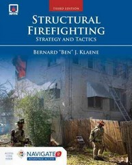 Structural Firefighting 3rd Edition 9781449642396 144964239X