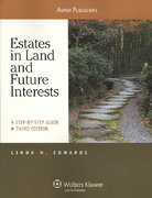 Estates in Land and Future Interests 3rd edition 9780735576650 0735576653
