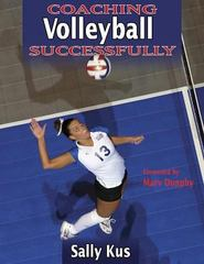 Coaching Volleyball Successfully 2nd Edition 9780736040372 0736040374