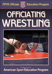 Officiating Wrestling 0 9780736053594 073605359X
