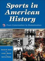 Sports in American History 1st Edition 9780736056212 0736056211