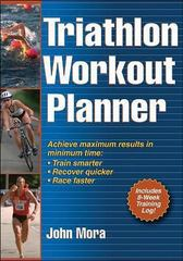 Triathlon Workout Planner 0 9780736059053 0736059059