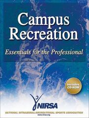 Campus Recreation 1st Edition 9780736059756 073605975X