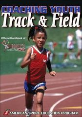 Coaching Youth Track and Field 0 9780736069144 0736069143