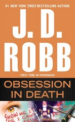 Obsession in Death 1st Edition 9780425278895 0425278891