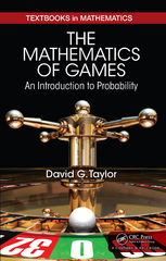 The Mathematics of Games 1st Edition 9781482235456 1482235455