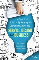 Service Design for Business 1st Edition 9781118988923 1118988922