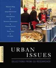 Urban Issues 7th Edition 9781483317052 1483317056
