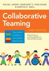 Collaborative Teaming 3rd Edition 9781598576566 1598576569