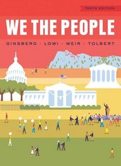 We the People 10th Edition 9780393937039 0393937038