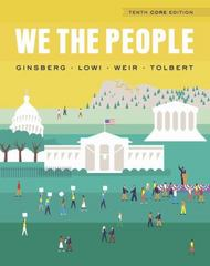 We the People 10th Edition 9780393937046 0393937046