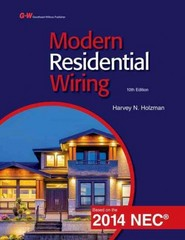 Modern Residential Wiring 10th Edition 9781619608429 1619608421