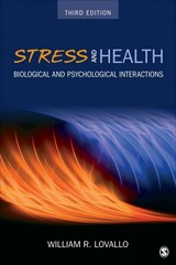 Stress and Health 3rd Edition 9781483347448 1483347443