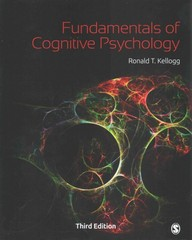Fundamentals of Cognitive Psychology 3rd Edition 9781483347585 1483347583