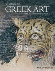A History of Greek Art 1st Edition 9781444350159 1444350153
