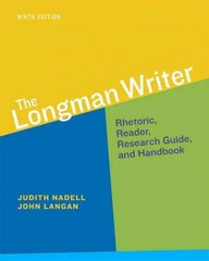 Longman Writer, The Plus MyWritingLab with Pearson eText -- Access Card Package 9th Edition 9780134016528 0134016521
