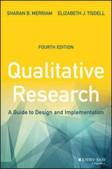 Qualitative Research 4th Edition 9781119003618 111900361X