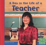 A Day in the Life of a Teacher 0 9780736846790 0736846794