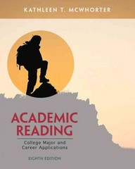 Academic Reading Plus MyReadingLab with eText -- Access Card Package 8th Edition 9780133947168 0133947165