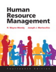 Human Resource Management 14th Edition 9780133848892 0133848892