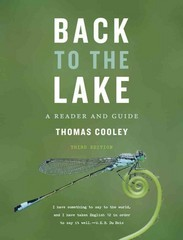 Back to the Lake 3rd Edition 9780393937367 0393937364