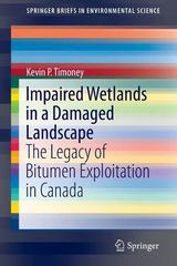 Impaired Wetlands in a Damaged Landscape 1st Edition 9783319102351 3319102354