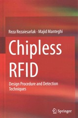 Chipless RFID 1st Edition 9783319101682 3319101684