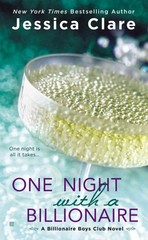 One Night with a Billionaire 1st Edition 9780425275795 0425275795